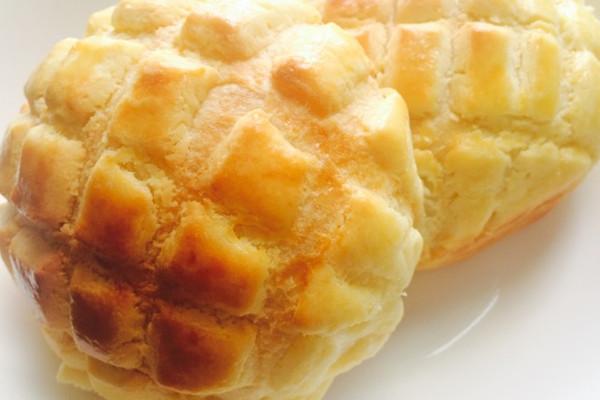 港式香酥菠萝包—超详细的步骤的做法