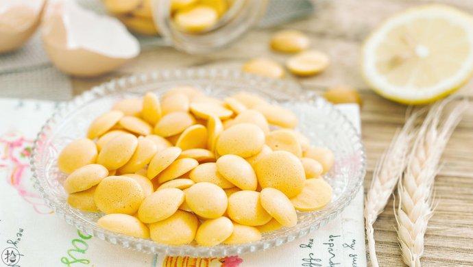 蛋黄溶豆豆