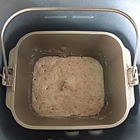 #寻人启事#法式Poolish种柠香全麦吐司--面包机的做法图解1