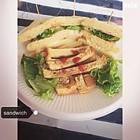 迷你三明治的做法图解4