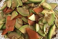 西葫芦炒胡萝卜的做法
