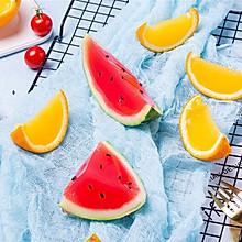 #童年不同样,美食有花样#水果布丁