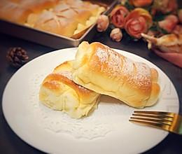 奶香芝士面包卷的做法