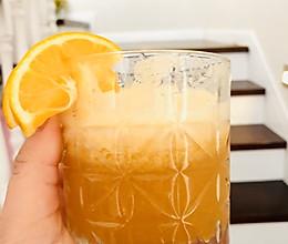 柑橘苏打蜜饮的做法