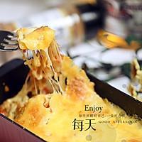 鲜虾焗饭#百吉福芝士力量#的做法图解11