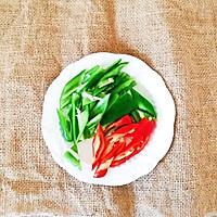 腊肠腊肉炒芥蓝梗的做法图解5