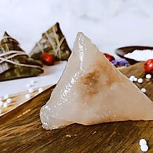 #甜粽VS咸粽,你是哪一党?#西米粽