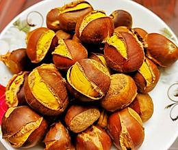 #入秋滋补正当时#不用炒、不用糖的糖炒栗子的做法