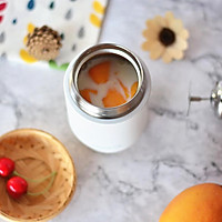 牛奶芒果汁的做法图解2