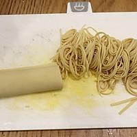#福气年夜菜# 烫拌豆腐丝的做法图解2