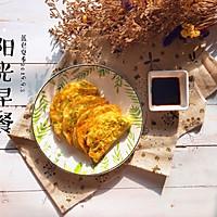 快手早餐—西葫芦鸡蛋饼的做法图解8