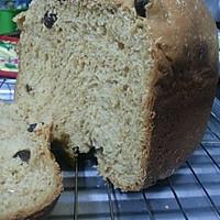 美的面包机版—全麦面包的做法图解6