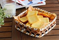 #我们约饭吧#越嚼越香的白芝麻软饼干的做法