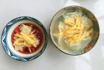 红油抄手 + 清汤馄饨的做法