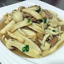 海鲜菇炒肉