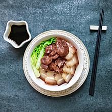 广式叉烧煲仔饭(电饭锅版)