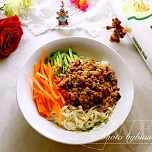 肉末拌面#福临门暖冬宴幸福面#