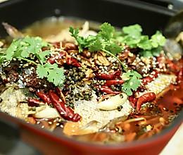 麻辣香烤鱼、鱼火锅的做法