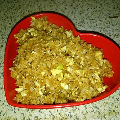 酱油炒饭(初级)