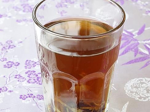 乌梅姜糖茶 :冷饮过量后的应急措施的做法