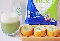 低热量青汁奶绿的做法