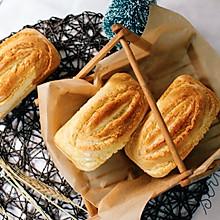 东菱电烤箱之椰蓉千层面包