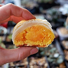 金沙奶黄酥