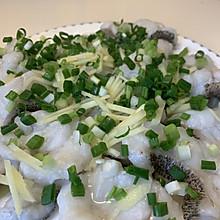 龙趸石斑鱼清蒸两吃