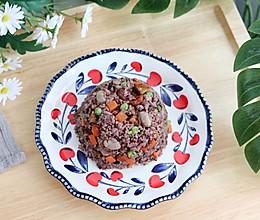 #福气年夜菜#炒腊八饭,简单快手好滋味的做法