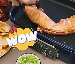 #烤究美味 灵魂就酱#在家轻松做巨好吃的韩式烤肉的做法