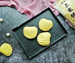 #年味十足的中式面点#贝壳饼夹的做法