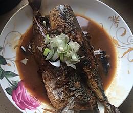 红烧青鱼,妈妈的味道。的做法