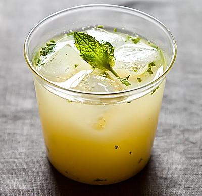 柠檬薄荷大麦茶