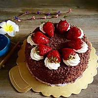 黑森林蛋糕的做法图解14