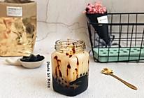 黑糖鲜奶脏脏茶【附珍珠、仙草做法】#美食新势力#的做法