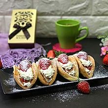 草莓欧蕾#相聚组个局#