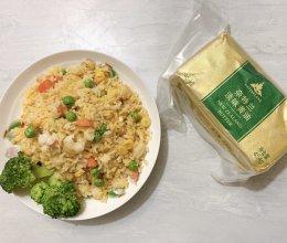 #奈特兰草饲营养美味#喷香黄油炒饭的做法