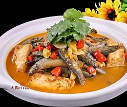 泥鳅炖豆腐这样做汤鲜肉嫩,酸辣爽口,豆腐味更美的做法