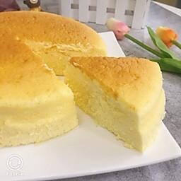 充满乳味的芝士蛋糕