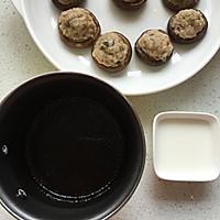 香菇酿肉#美极鲜味汁#的做法图解4
