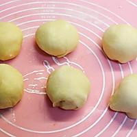 椰蓉爱心面包 | 冬日里的小温暖的做法图解6