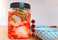 #豆果10周年生日快乐#韩国泡菜大赛第一名的辣白菜配方的做法