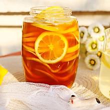 #今天吃什么#自制柠檬蜂蜜水