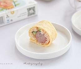 香肠寿司的做法