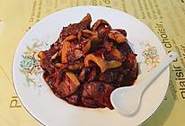 墨鱼烤肉的做法