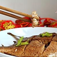 红烧鲳鱼的做法图解11