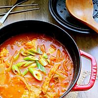 泡菜汤的做法图解12