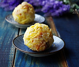 红薯丸子#美食一招制胜#的做法