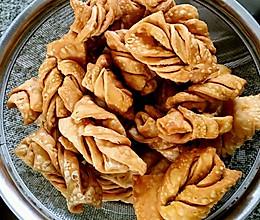 酥脆椒盐小麻花的做法