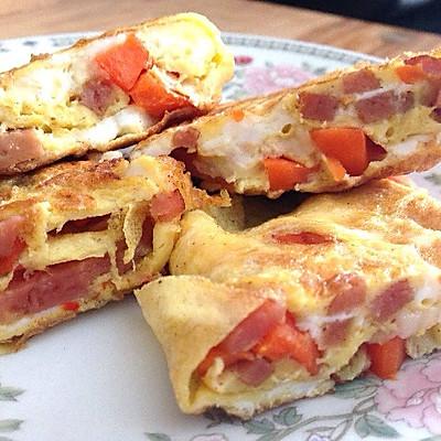 Omelet 美式煎蛋卷